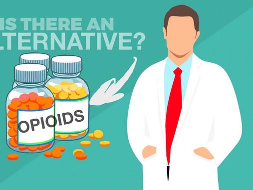 More Powerful Pain Killer Than Opioids?