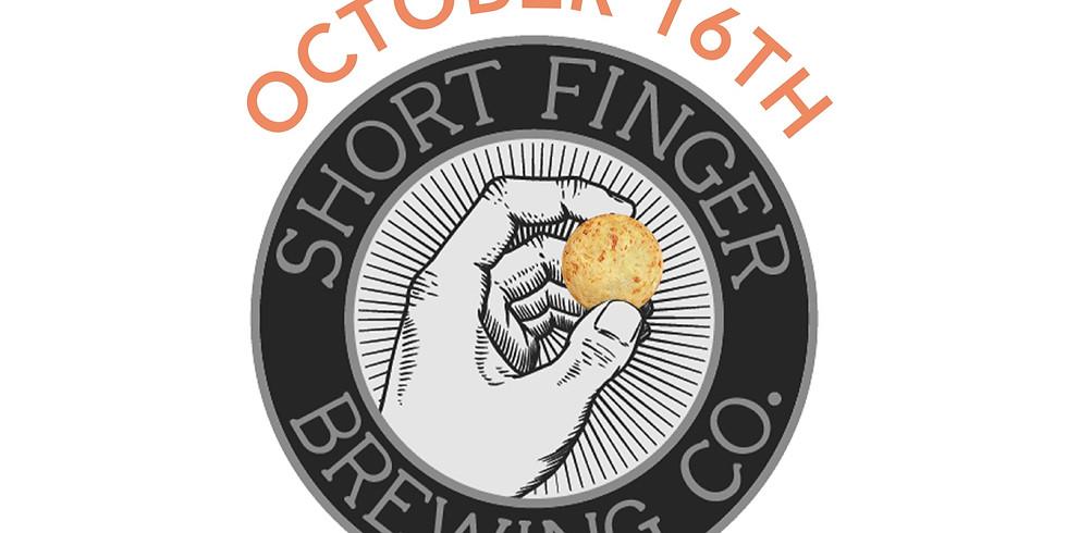 Pop Up @ Short Finger Brewing