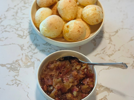 Bacon Onion Jam with Maple Whisky