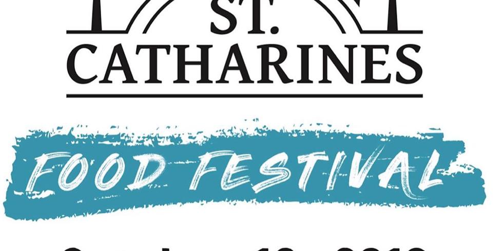 Taste St. Catharines Food Fest