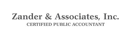 Zander & Associates Certified Public Accountant