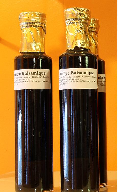 Vinaigre balsamique à la passion (375 ml)