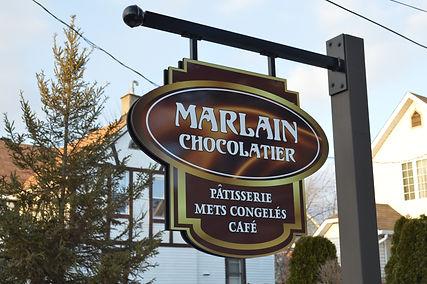 Marlain Chocolatier Montreal Chocolate