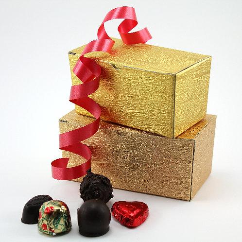 Ballotin de petits chocolats assortis