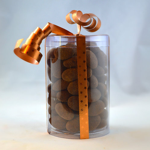 Chocolate covered almonds (400 g)