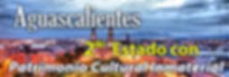 PATRIMONIO INMATERIAL Y CULTURAL EN A GALLISTICA DE AGUASCALIENTES