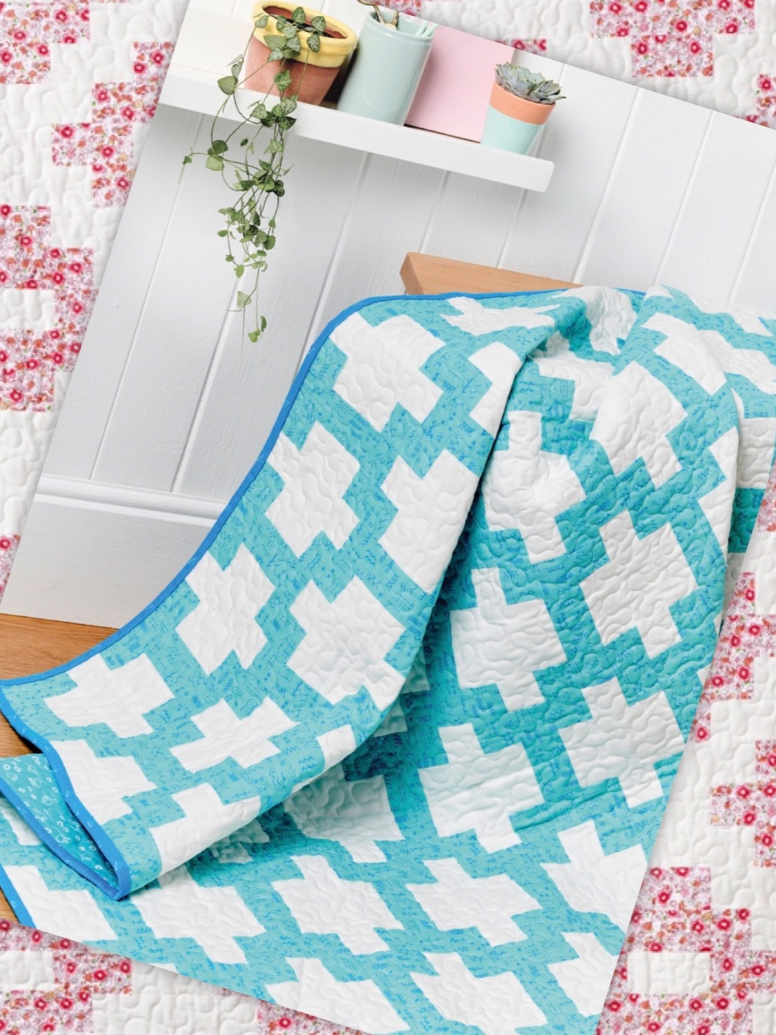 Bright Skies quilt