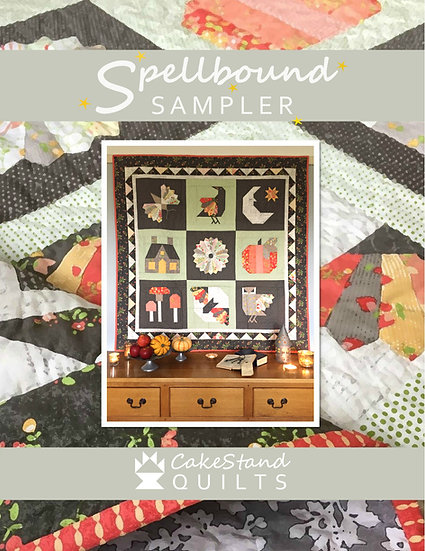 Spellbound Sampler Pattern Book