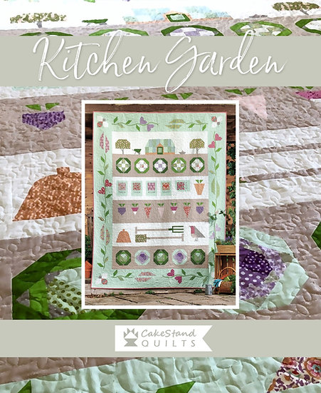 Kitchen Garden Pattern Book