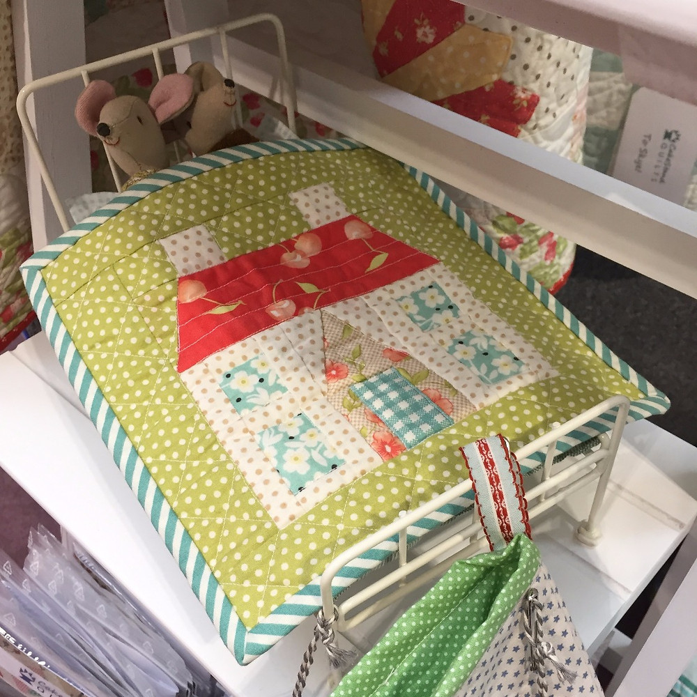 festival of quilts 2017 maileg mice