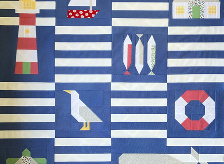 The Sailing By Sampler...