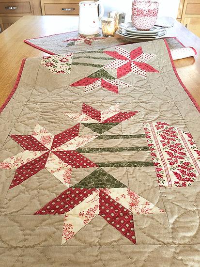 Amaryllis Paper Pattern