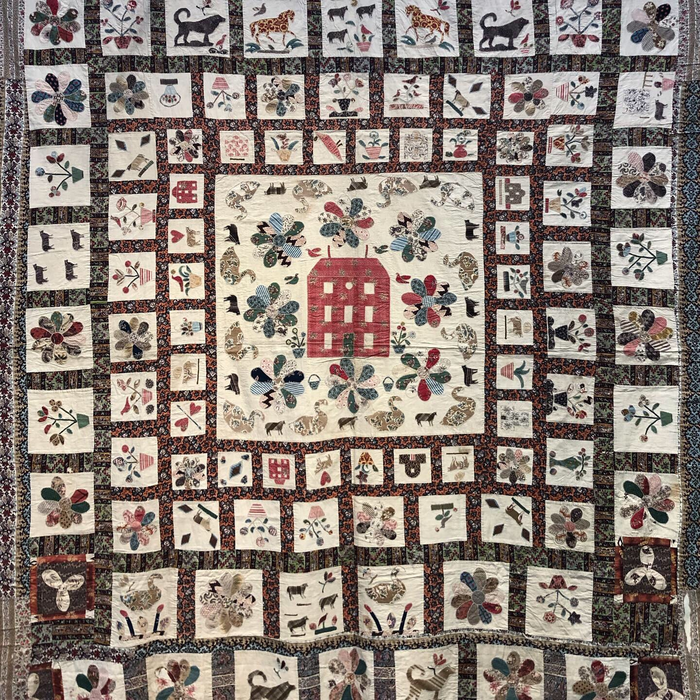 Quiltes Guild Block of the Month