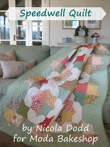 moda bakeshop speedwell quilt