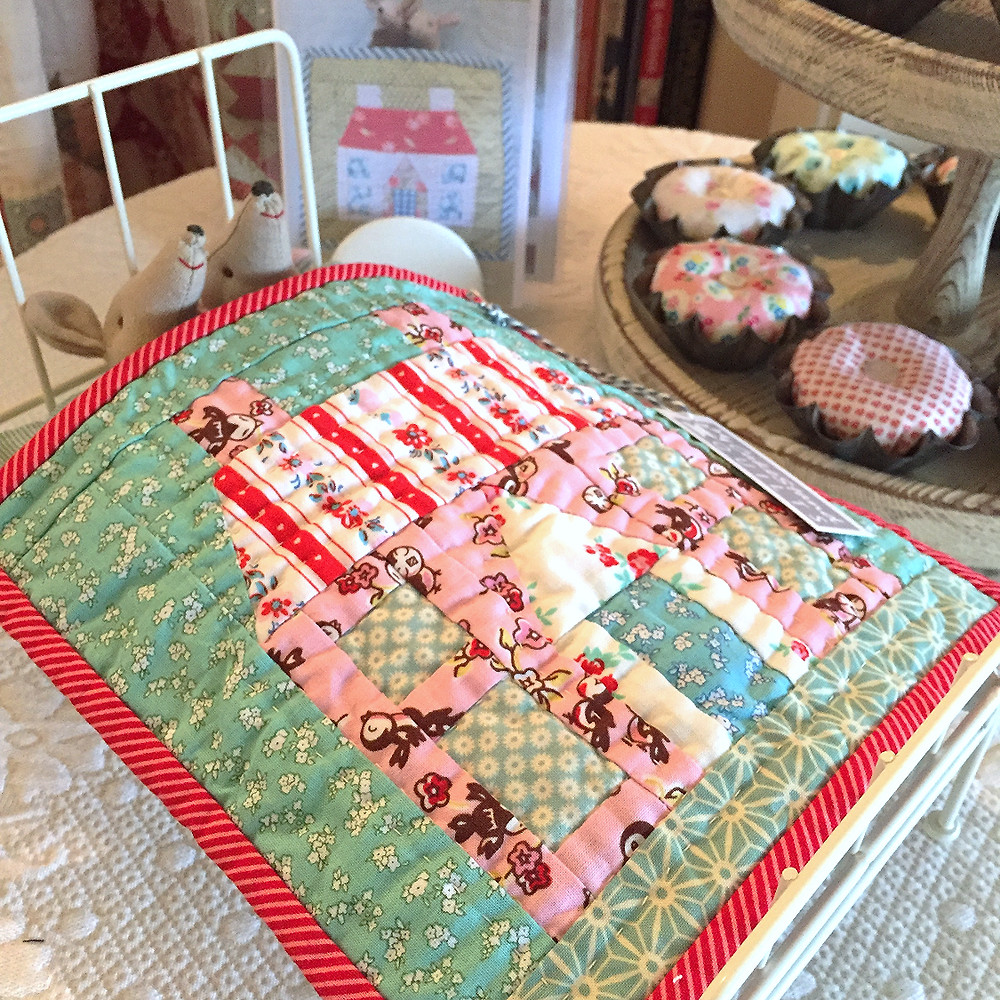 festival quilts 2017 cakestand