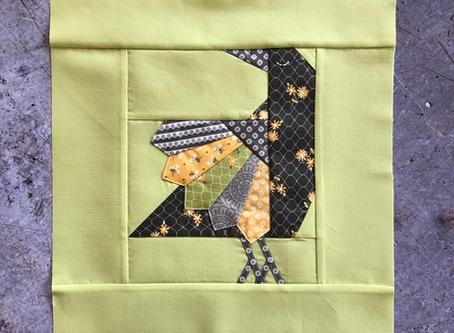 Spellbound sew-along: week 7
