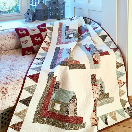 Hearth & Home Paper Pattern