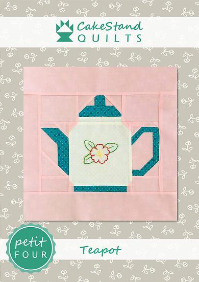 Teapot Block