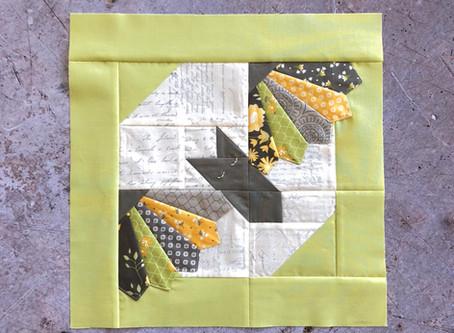 Spellbound sew-along: week 6