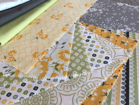Spellbound Sew-along: preparing your fabric