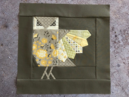 Spellbound sew-along: week 8