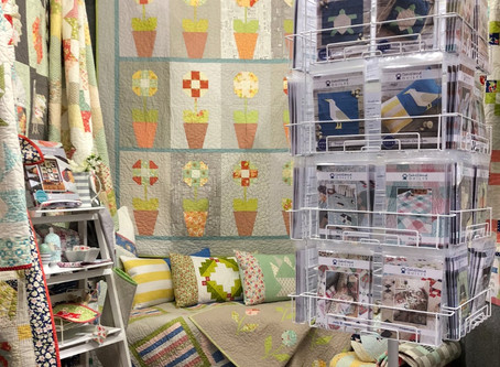 Festival of Quilts2018...