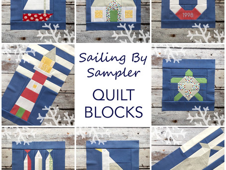 Introducing the Sailing By Sampler blocks...