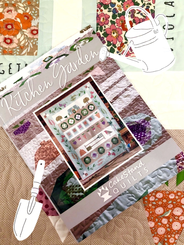 Kitchen garden pattern book