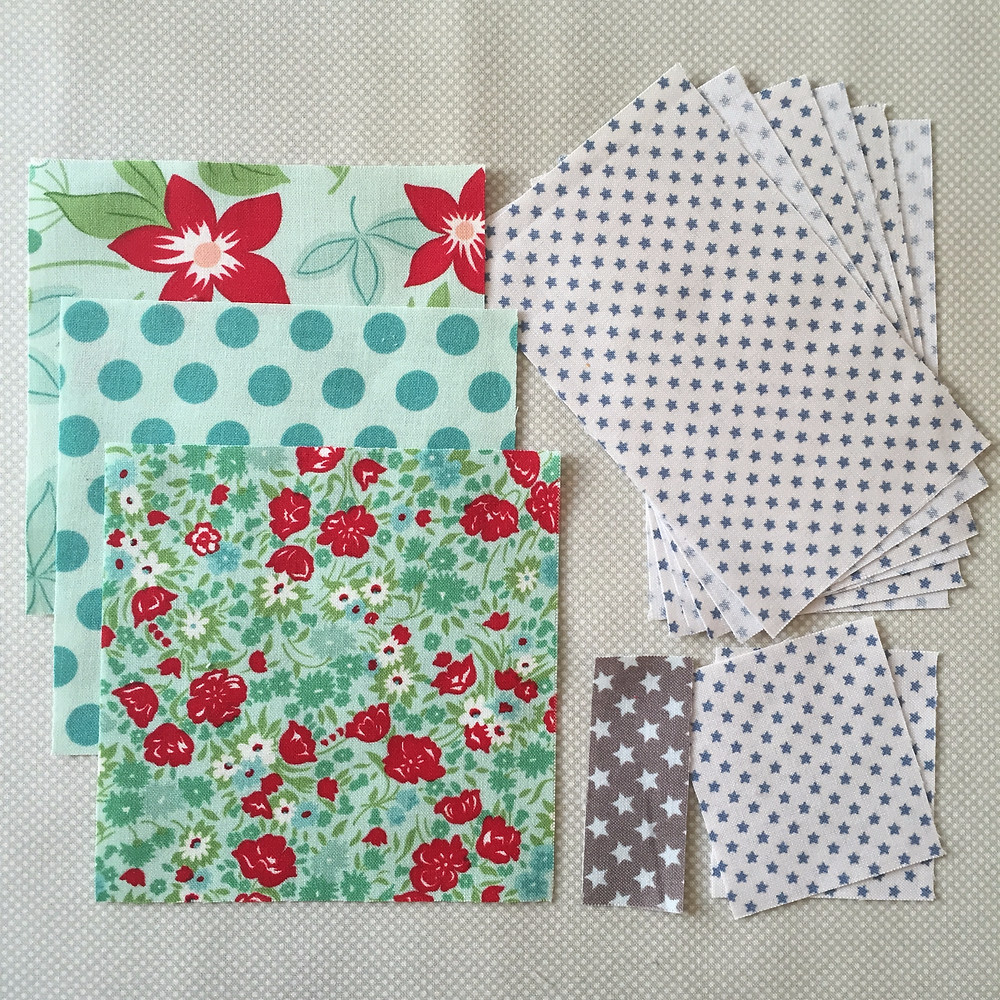 CakeStand Quilts christmas tree tutorial