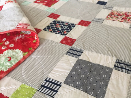 Simple Hand Quilting Ideas...