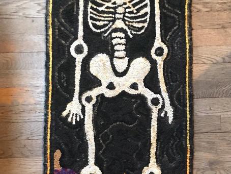 Finished Mr. Bones