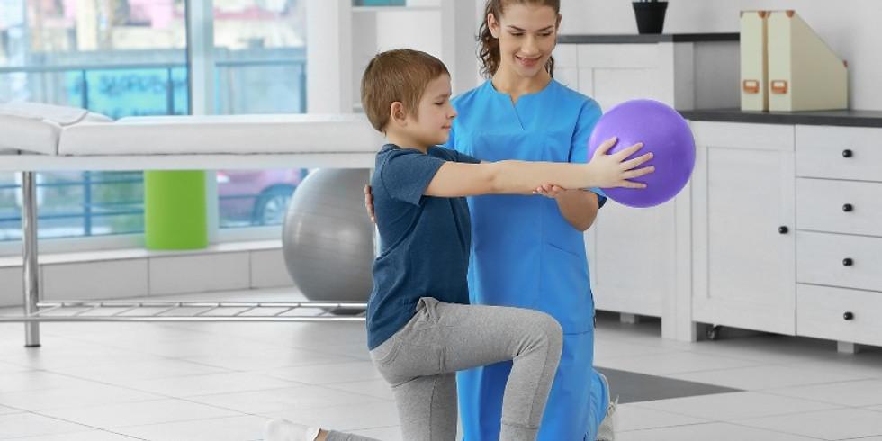 סדנה בתחום התפתחות הילד - עבור מרפאות בעיסוק