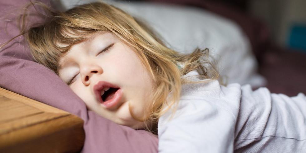 תפקודי פה - נשימה, שינה ומה שביניהם (עבור קלינאי תקשורת)