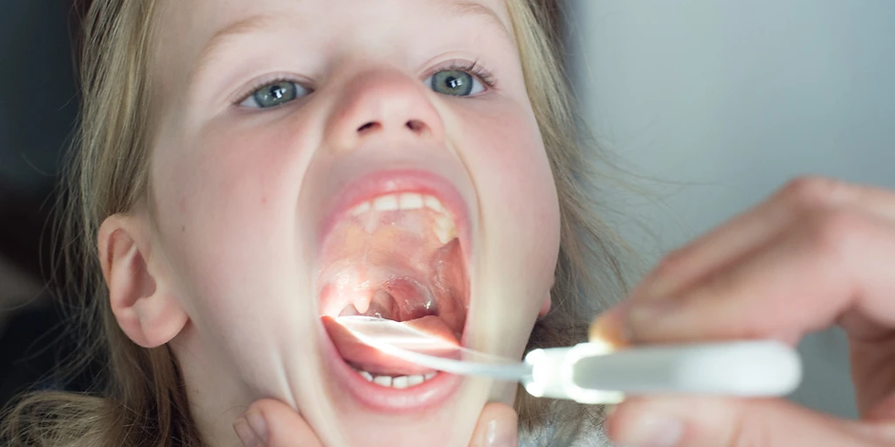 Why and how to Conduct an Oral Facial Exam?