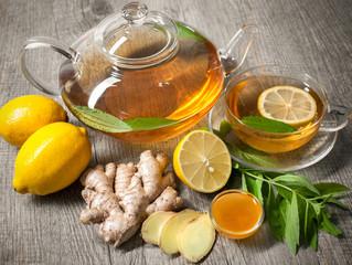 Ginger & Turmeric Tea