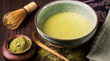 Study: Matcha Tea Eases Anxiety