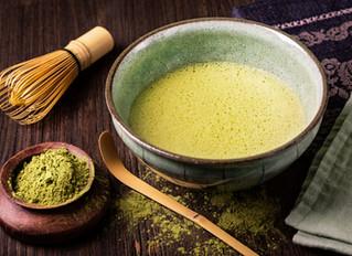 Study: Matcha Tea Eases Anxiety