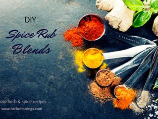 DIY Spice Rub Blends