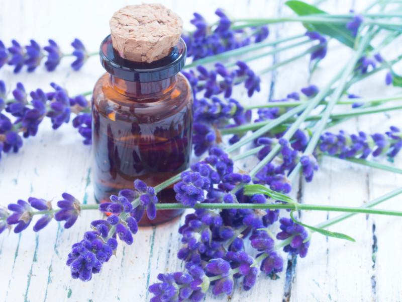 essential oils for the bath