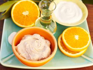 Tangerine & Basil Hand Cream