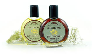 Natural Herbal Aroma Body Oils