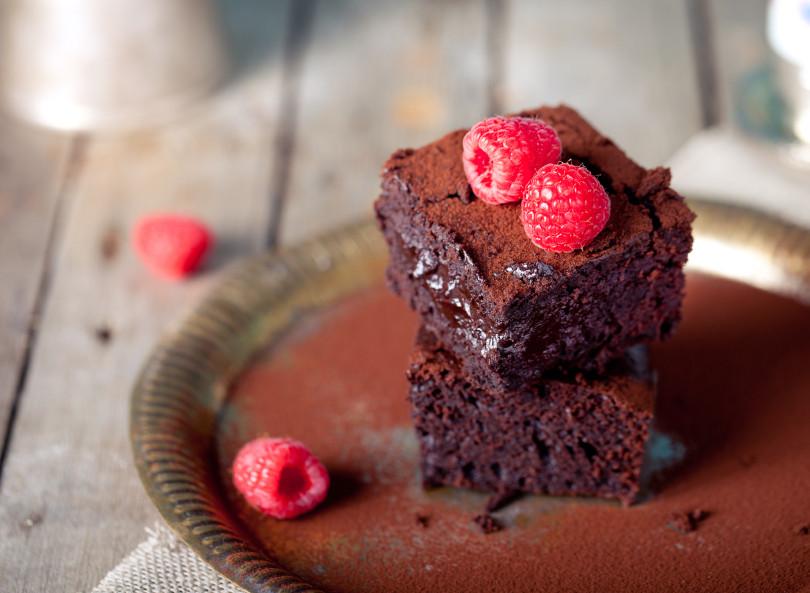 Chia Brownies