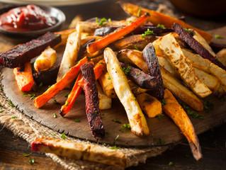 Herbed Veggie Fries