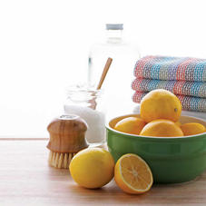 Natural Cleaning Recipes with Essential Oils