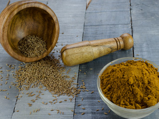 Cumin for Digestion and Weight Loss