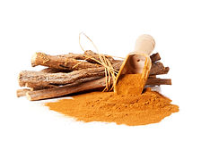 organic licorice root