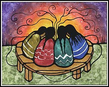 Creating Sacred Space in Healing Circles
