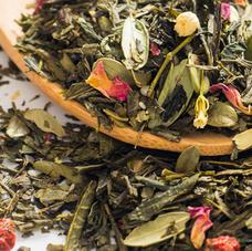 Basics of Blending Teas