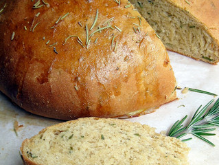 Herb & Olive Oil Bread