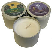 Naturally Scented Soy Candles
